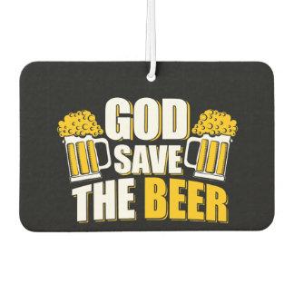 amo el ambientador de aire de la cerveza, nuevo