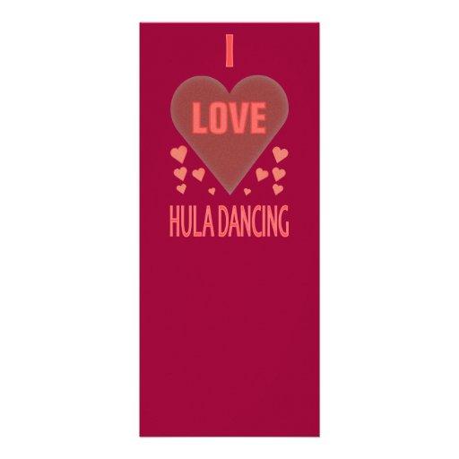 Amo el baile de Hula Comunicado