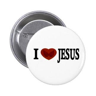 AMO EL BOTÓN DE JESÚS PIN