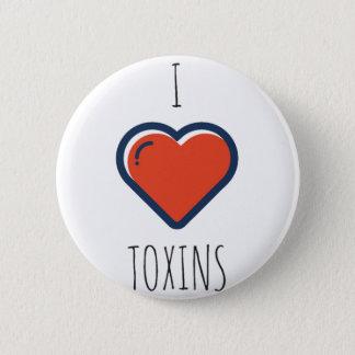 Amo el botón de las toxinas