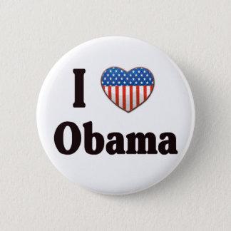 Amo el botón de Obama