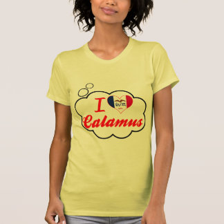 Amo el cálamo, Iowa Camiseta