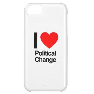 amo el cambio político