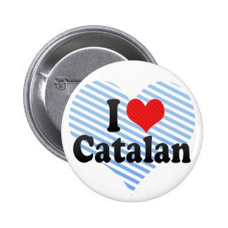 Amo el catalán pin