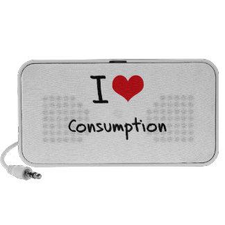 Amo el consumo sistema altavoz