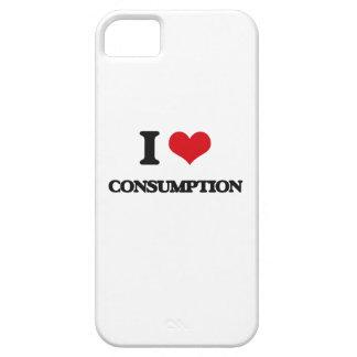 Amo el consumo iPhone 5 Case-Mate cárcasa