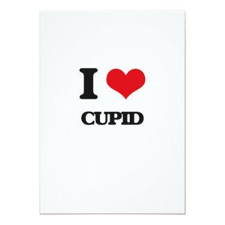 Amo el Cupid Invitación 12,7 X 17,8 Cm
