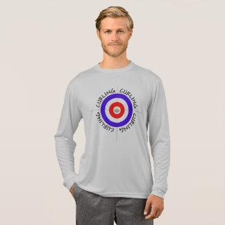 Amo el deporte de la camisa que se encrespa