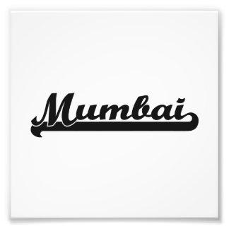 Amo el diseño clásico de Bombay la India Impresiones Fotográficas