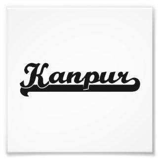 Amo el diseño clásico de Kanpur la India Arte Fotografico