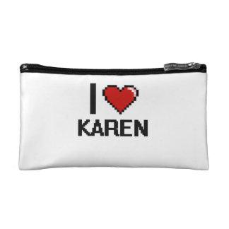 Amo el diseño retro de Karen Digital