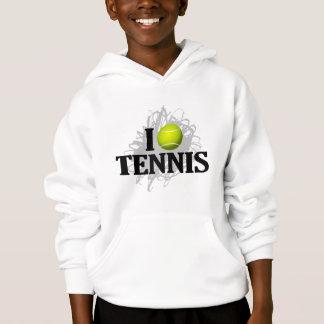 Amo el emblema del tenis
