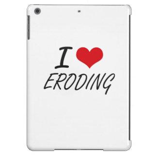 Amo el EROSIONAR Funda Para iPad Air