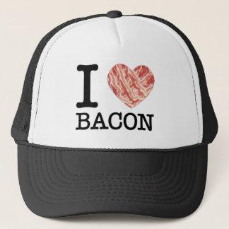 Amo el gorra del camionero del tocino