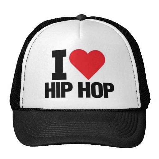 Amo el GORRA del hip-hop