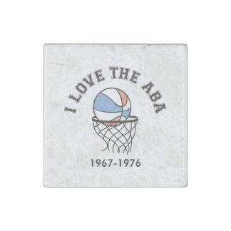 Amo el imán de mármol del ABA