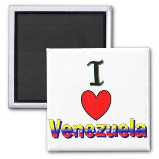 Amo el imán de Venezuela