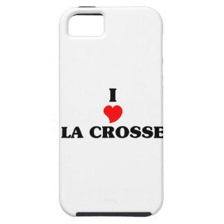 Amo el La Crosse iPhone 5 Carcasas