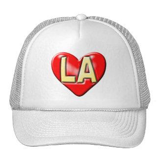 Amo el LA Gorra
