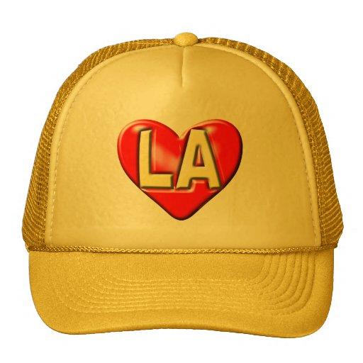 Amo el LA Gorras