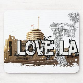 Amo el LA - Los Ángeles #1 Alfombrillas De Ratones