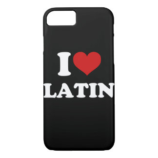 Amo el latín funda iPhone 7
