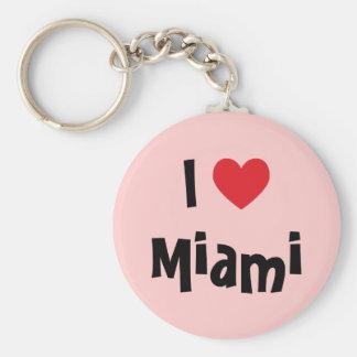 Amo el llavero de Miami
