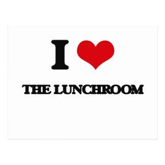 Amo el Lunchroom Postal
