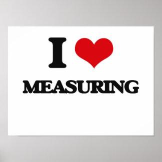 Amo el medir impresiones