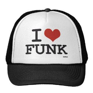 Amo el miedo gorras
