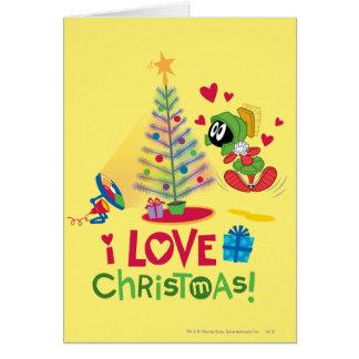 Amo el navidad - Marvin Felicitacion
