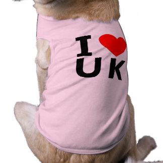 Amo el país de Reino Unido como viaje del corazón