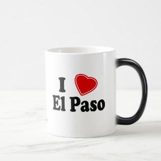 Amo El Paso Taza Mágica