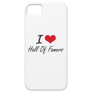 Amo el personaje famoso iPhone 5 Case-Mate cárcasa