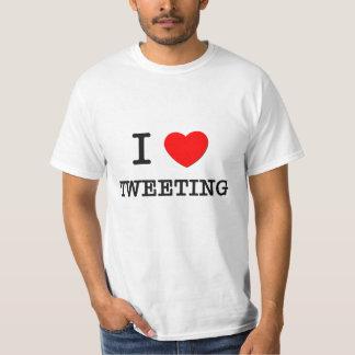 Amo el piar camiseta