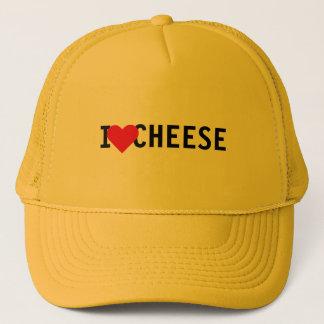 Amo el queso gorra de camionero