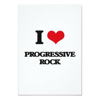 Amo el ROCK PROGRESIVO Invitacion Personalizada