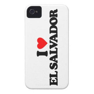 AMO EL SALVADOR Case-Mate iPhone 4 CARCASA