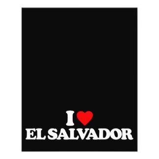 AMO EL SALVADOR TARJETÓN