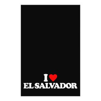 AMO EL SALVADOR TARJETAS INFORMATIVAS