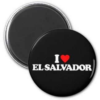 AMO EL SALVADOR IMAN DE NEVERA
