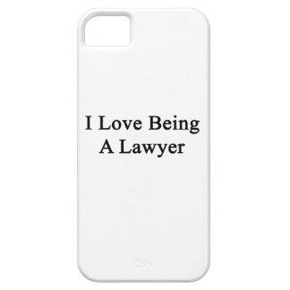 Amo el ser abogado iPhone 5 coberturas