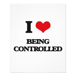Amo el ser controlado tarjetones
