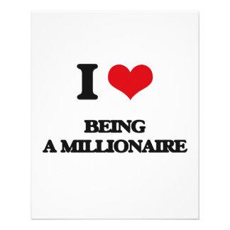 Amo el ser un millonario tarjetas informativas