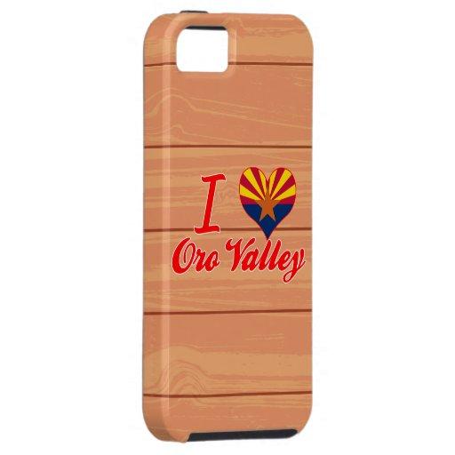 Amo el valle de Oro, Arizona iPhone 5 Case-Mate Protectores