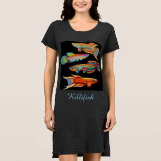 Amo el vestido de las señoras del Killifish