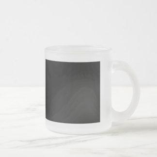 Amo esloganes taza cristal mate