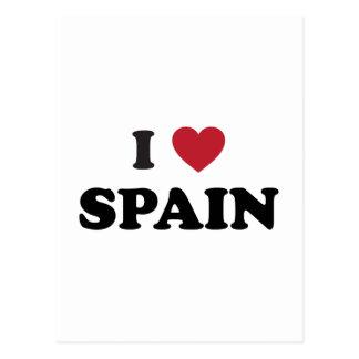 Amo España Postal