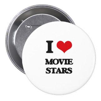 Amo estrellas de cine pin