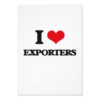 Amo EXPORTADORES Anuncio Personalizado